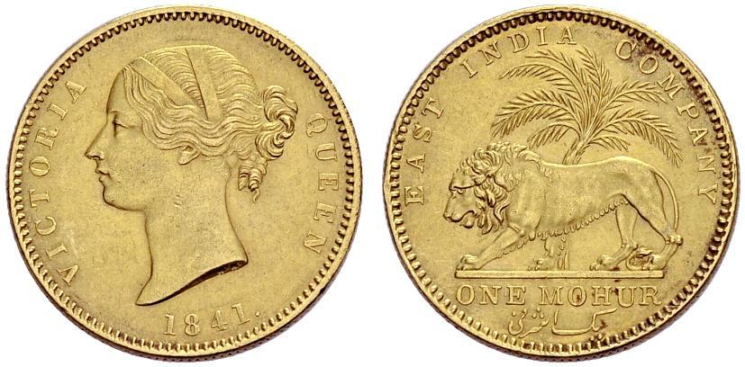 インドのモハール金貨など!