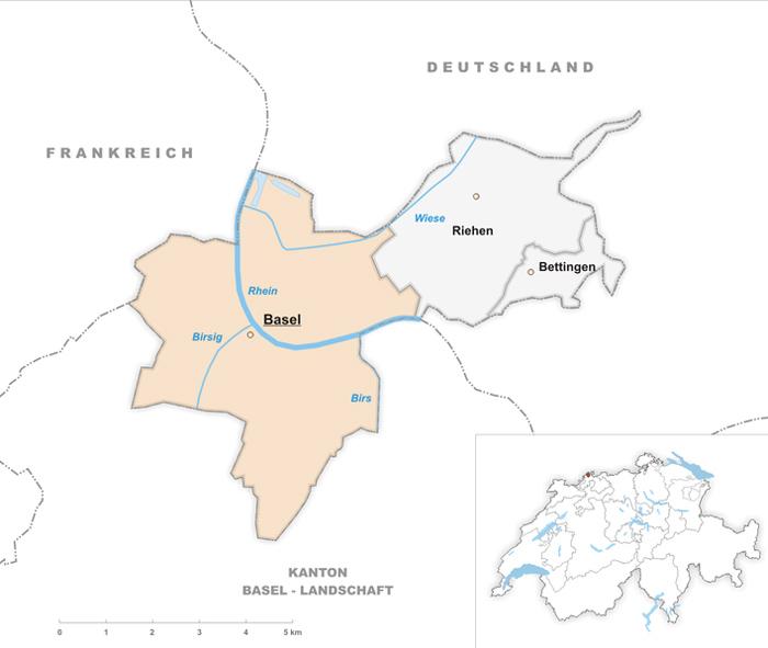 スイス、バーゼルの射撃祭銀貨について