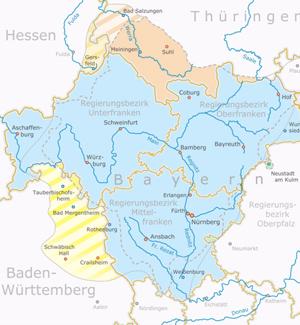 ドイツの都市景観ダカット金貨