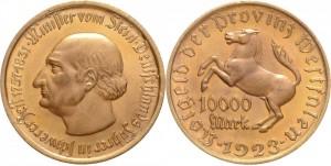 ドイツ インフレ コイン