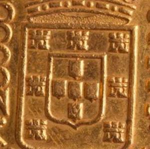 ブラジル20000レイス金貨について