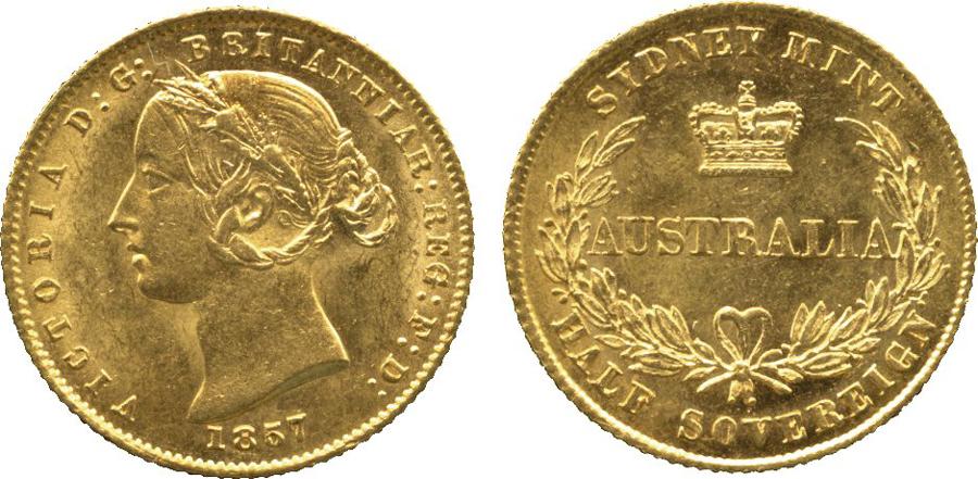 英国連邦オーストラリアのコインについて