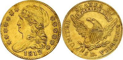 米国ターバンヘッドタイプのコインについて