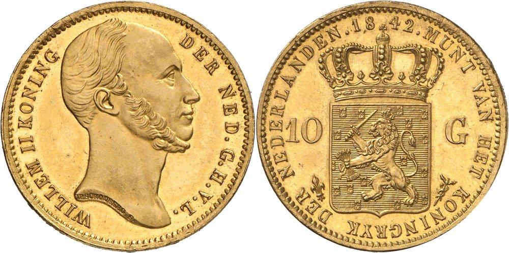 10グルデン金貨