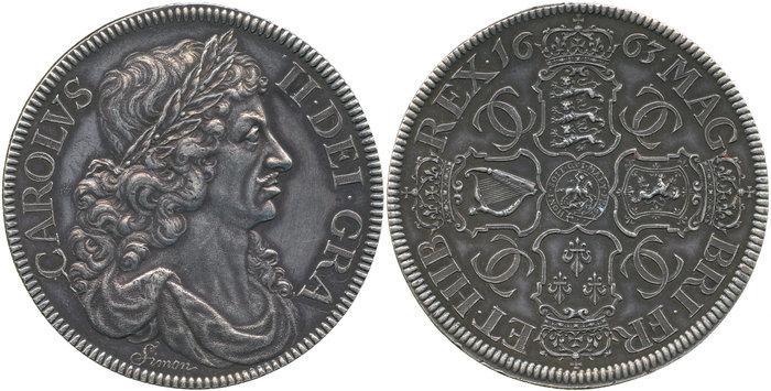 英国コイン彫刻家トーマス シモンについて