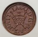 英国最初の銅貨について