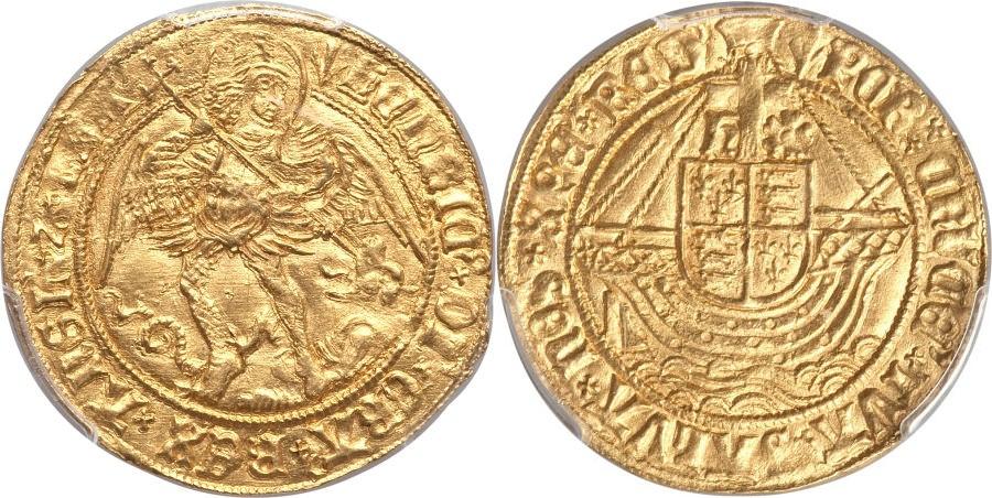 イングランド王ヘンリー7世のアンティークコインについて