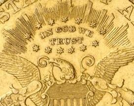 コインに記されるモットー(標語)について