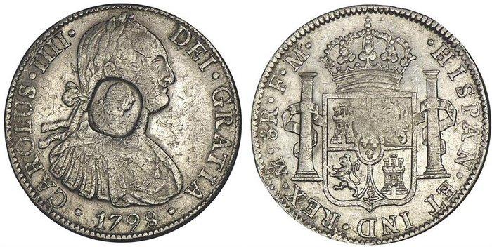 英国のバンクダラー銀貨について
