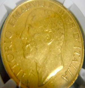 イタリア金貨