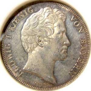 海外オークションのドイツ希少コイン