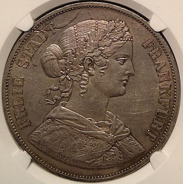 フランクフルト銀貨