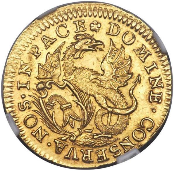 スイス バーゼルのダカット金貨のお知らせ