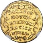 バーゼルダカット金貨