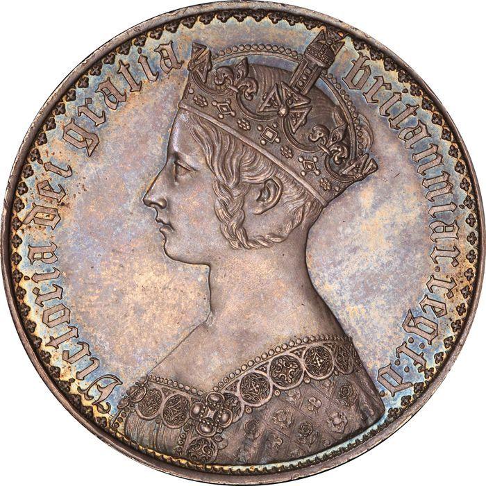 英国王・英国女王の委託販売コイン