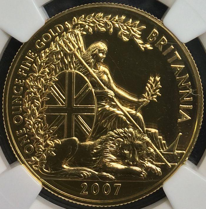 英国の希少なアンティークコイン