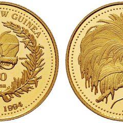ニューギニア金貨