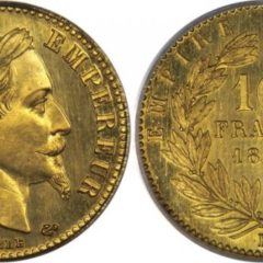 ナポレオン10フラン金貨
