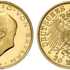 20マルク金貨