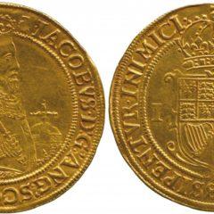 ジェームズ1世金貨