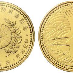 5万円金貨