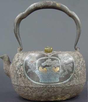 金寿堂 雨宮宗の鉄瓶の価値
