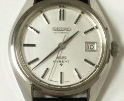 キングセイコーの自動巻腕時計