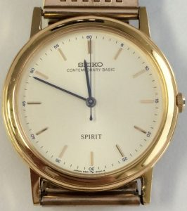 SEIKOセイコーSPIRITスピリット クォーツ腕時計
