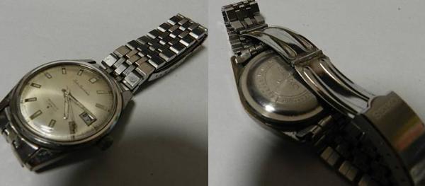 ビンテージ自動巻腕時計