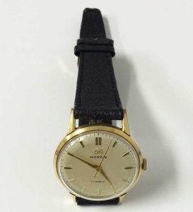 モーリスの腕時計