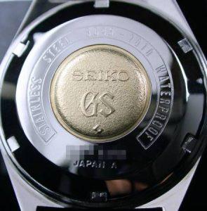 GRAND SEIKO ブラック