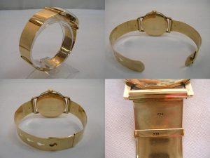 MOERIS手巻き腕時計