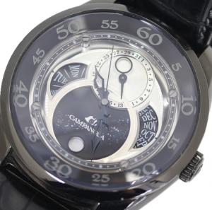 CAMPANOLA 塵地螺鈿(ちりじらでん) 腕時計