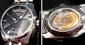 TISSOT腕時計
