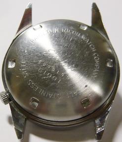 リコー腕時計