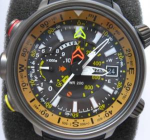 プロマスター腕時計