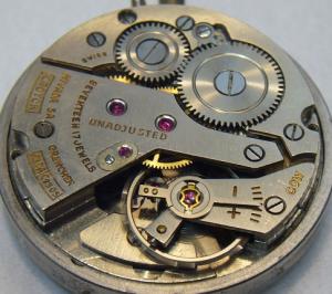 ニバダ腕時計