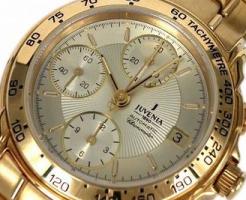 ジュベニア JUVENIA 18金 G5E1 自動巻き腕時計