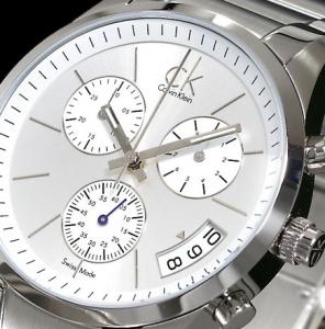 カルバン クライン CALVIN KLEIN クロノグラフ 腕時計 K2247120